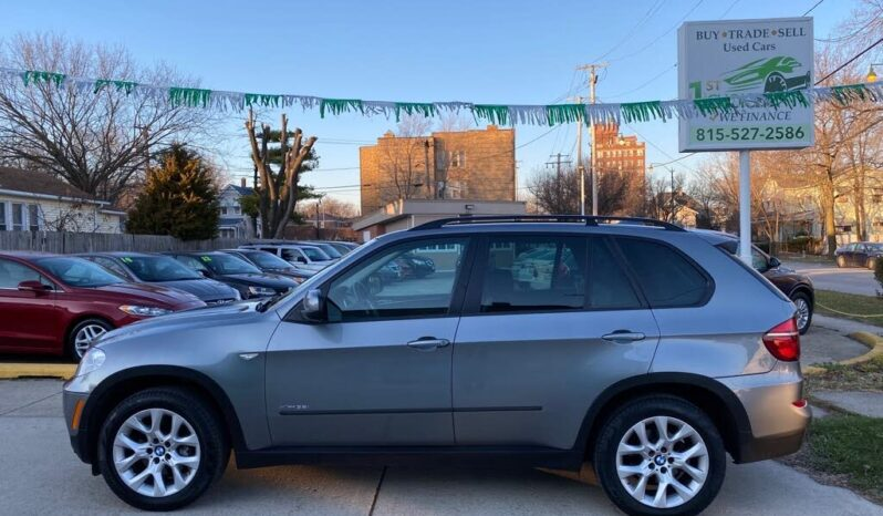 BMW X5 xDrive35i full